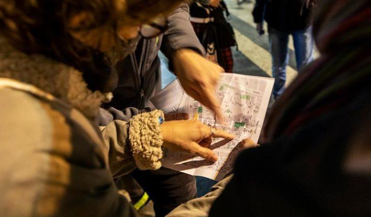 Recompte persones sense llar Barcelona