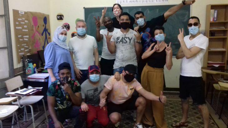 La Fundació Bayt al-Thaqafa ha fet una crida de voluntariat per als cursos de castellà i per al servei de parelles lingüístiques