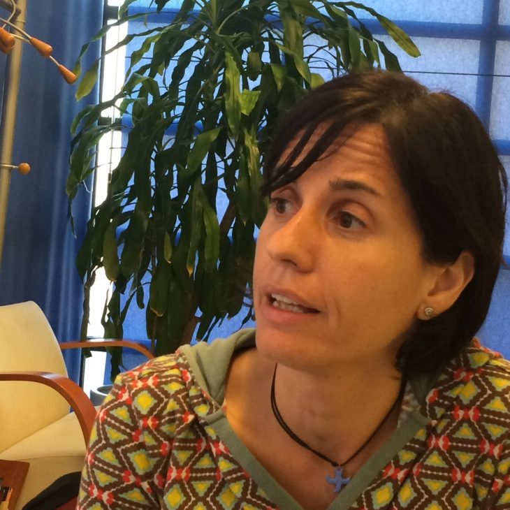 Maria València Fundació Pere Tarrés
