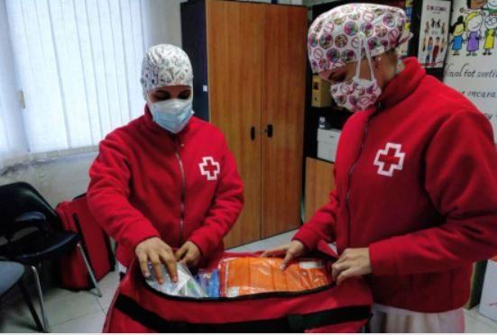 L'entitat d'ajuda humanitària ha atès a Catalunya des de l'inici de la pandèmia unes 700.000 persones. Font: Creu Roja Catalunya L'entitat d'ajuda humanitària ha atès a Catalunya des de l'inici de la pandèmia unes 700.000 persones. Font: Creu Roja Catalunya